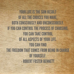 Robert Foster Bennett quote