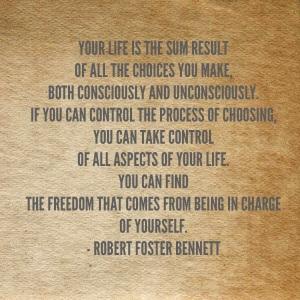 Robert Foster Bennett quote