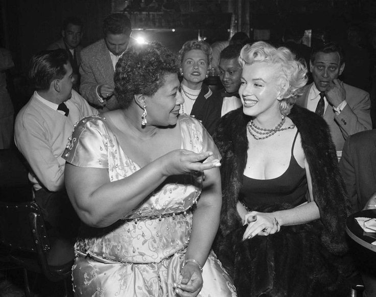 marylin and ella